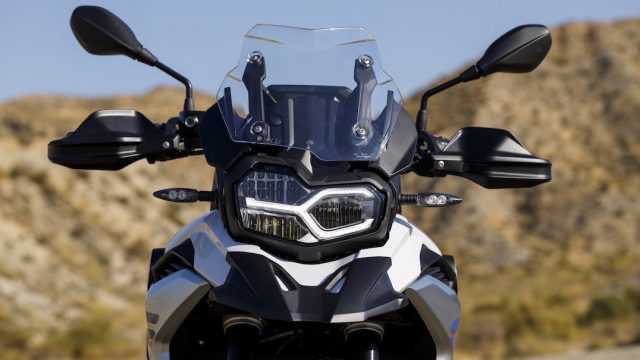 BMW F850GS Price Announced 1