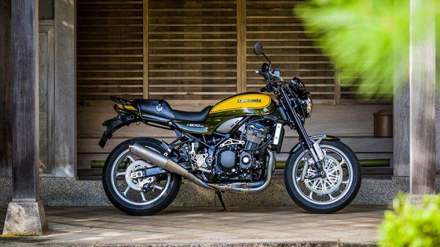 Kawasaki Z900RS gets three custom versions 1