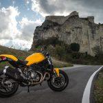Ducati Monster 821 road test 22