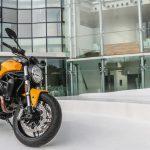 Ducati Monster 821 road test 7