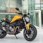 Ducati Monster 821 road test 13