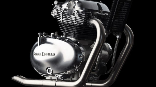 Royal Enfield 650cc twins launched at the EICMA show 8