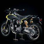Valentino Rossi Yamaha XJR1300 Flat Tracker 10