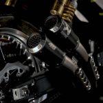 Valentino Rossi Yamaha XJR1300 Flat Tracker 12