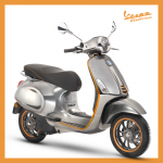Vespa electric scooter - up to 200 km (124 miles) range 2