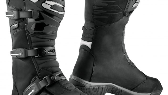 TCX BAJA Gore-Tex. New Adventure Touring boots ready to hit the trail 1