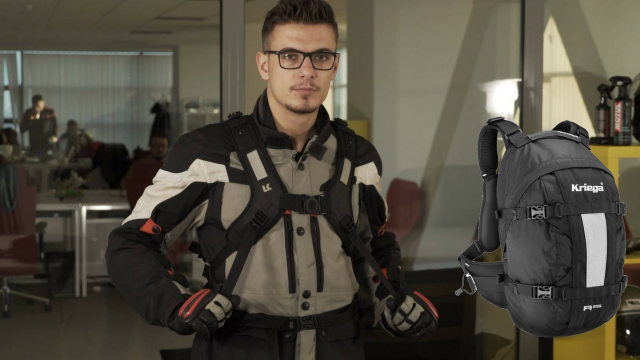 Motorcycle Backpack vs. Regular Backpack. Is it worth the money? 1