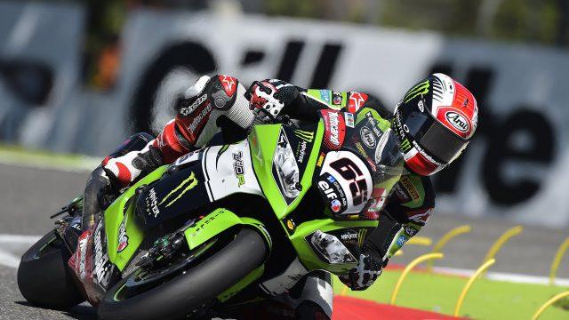 WSBK machines faster than MotoGP bikes at Jerez 1