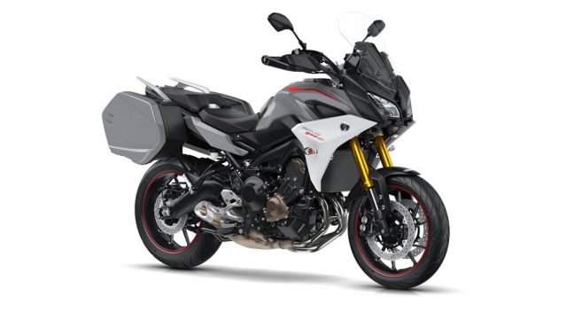 2018 Yamaha Tracer 900 GT. What's new 3