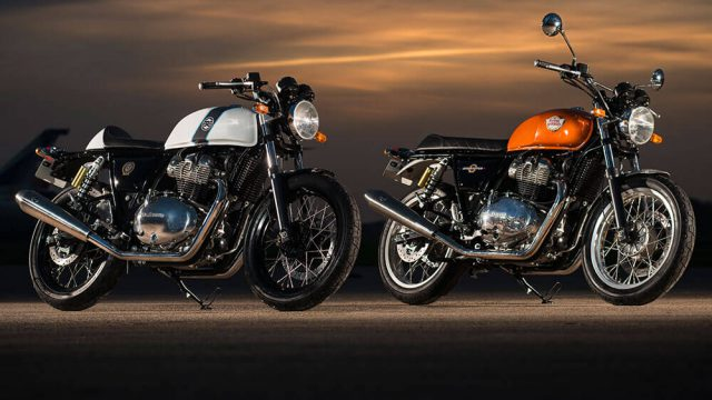 Royal Enfield 650cc Twins Launched. Ready to rule the World 7