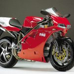 Ducati 996 - the Trellis-framed mechanized movie star 3