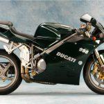 Ducati 996 - the Trellis-framed mechanized movie star 8