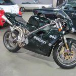 Ducati 996 - the Trellis-framed mechanized movie star 6