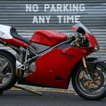 Ducati 996 - the Trellis-framed mechanized movie star 2