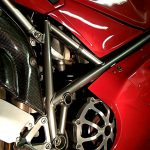Ducati 996 - the Trellis-framed mechanized movie star 7