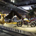 Moto Guzzi V85. Adventure-style Classic 6