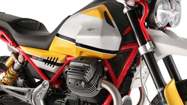 Moto Guzzi V853