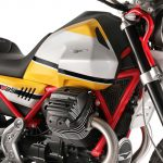 Moto Guzzi V85. Adventure-style Classic 8