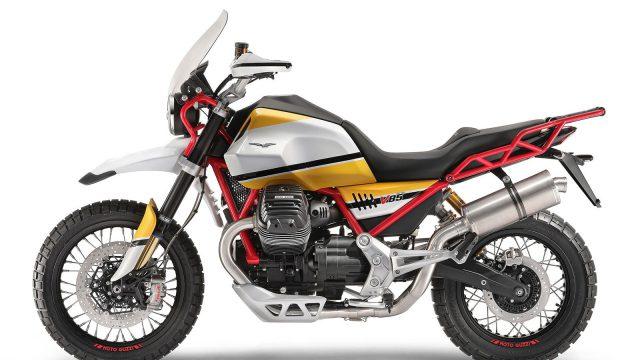 Moto Guzzi V855