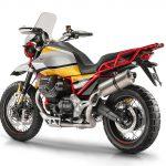 Moto Guzzi V85. Adventure-style Classic 5