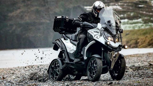 Quadro4 Steinbock: the R1200GS killer 9