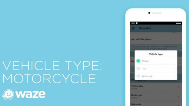 Waze gets Motorcycle Mode. The best navigation app? 1