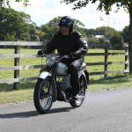1956-57 Triumph 200cc twin-cylinder two-stroke prototype road test 10