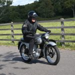 1956-57 Triumph 200cc twin-cylinder two-stroke prototype road test 13