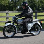 1956-57 Triumph 200cc twin-cylinder two-stroke prototype road test 14