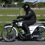 1956-57 Triumph 200cc twin-cylinder two-stroke prototype road test 4