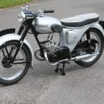 1956-57 Triumph 200cc twin-cylinder two-stroke prototype road test 5