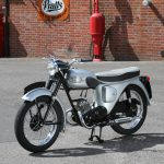 1956-57 Triumph 200cc twin-cylinder two-stroke prototype road test 11