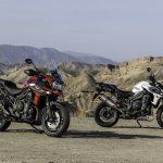 Triumph Tiger 1200 XRT & XCA launch test: Trailie Triple 7