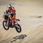Dakar 2018 stage two - Pisco 3
