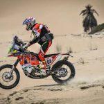 Dakar 2018 stage two - Pisco 5