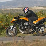 Bakker CBX road test: Tangerine dream 8