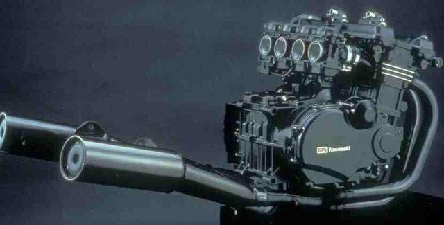 GPZ 900 Engine