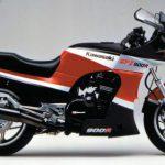 Kawasaki GPz 900R 2