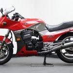 Kawasaki GPz 900R 9