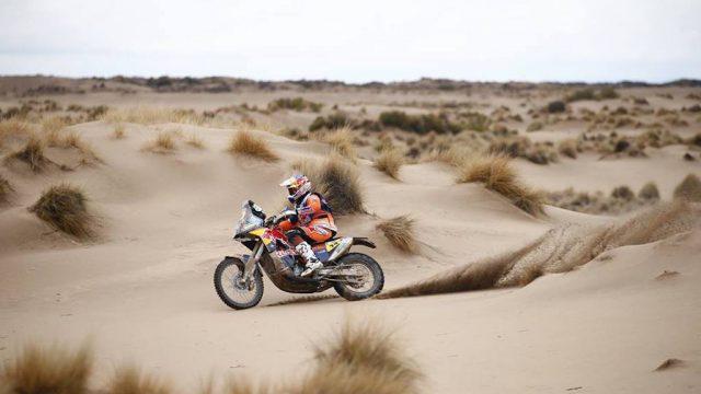 sunderland Dakar 2018