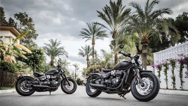 Triumph Motorcycles Financial Results - 2017 1