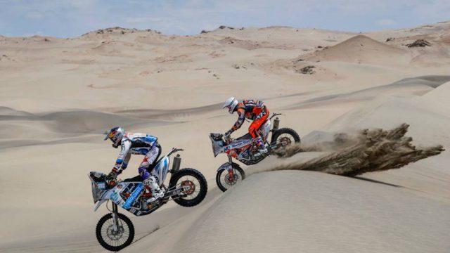 Dakar 2018: Day 4 results 5