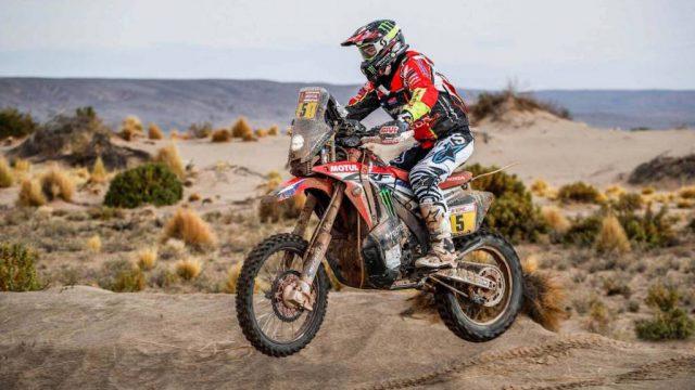 Dakar 2018: Stage 8 rankings 4