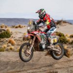 Dakar 2018: Stage 8 rankings 2