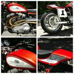 Lawwill Harley Street Tracker: Racer With Lights 5