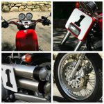 Lawwill Harley Street Tracker: Racer With Lights 7