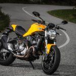 Ducati Monster 821 Test Ride 12