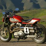 Lawwill Harley Street Tracker: Racer With Lights 9