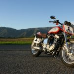 Lawwill Harley Street Tracker: Racer With Lights 10