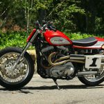 Lawwill Harley Street Tracker: Racer With Lights 11
